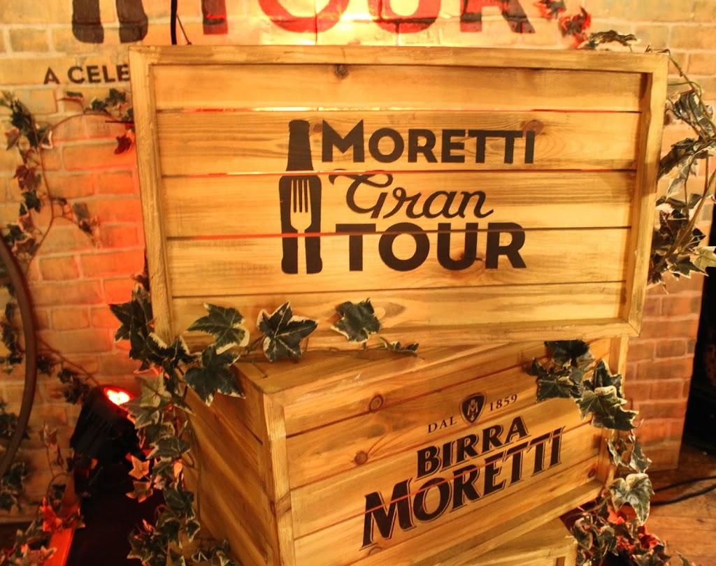 Moretti Gran Tour Leeds