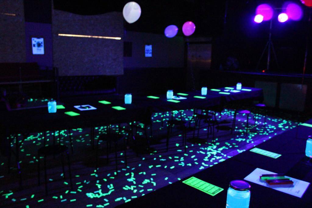 Ladbrokes Lets Glow Bingo Blog Event