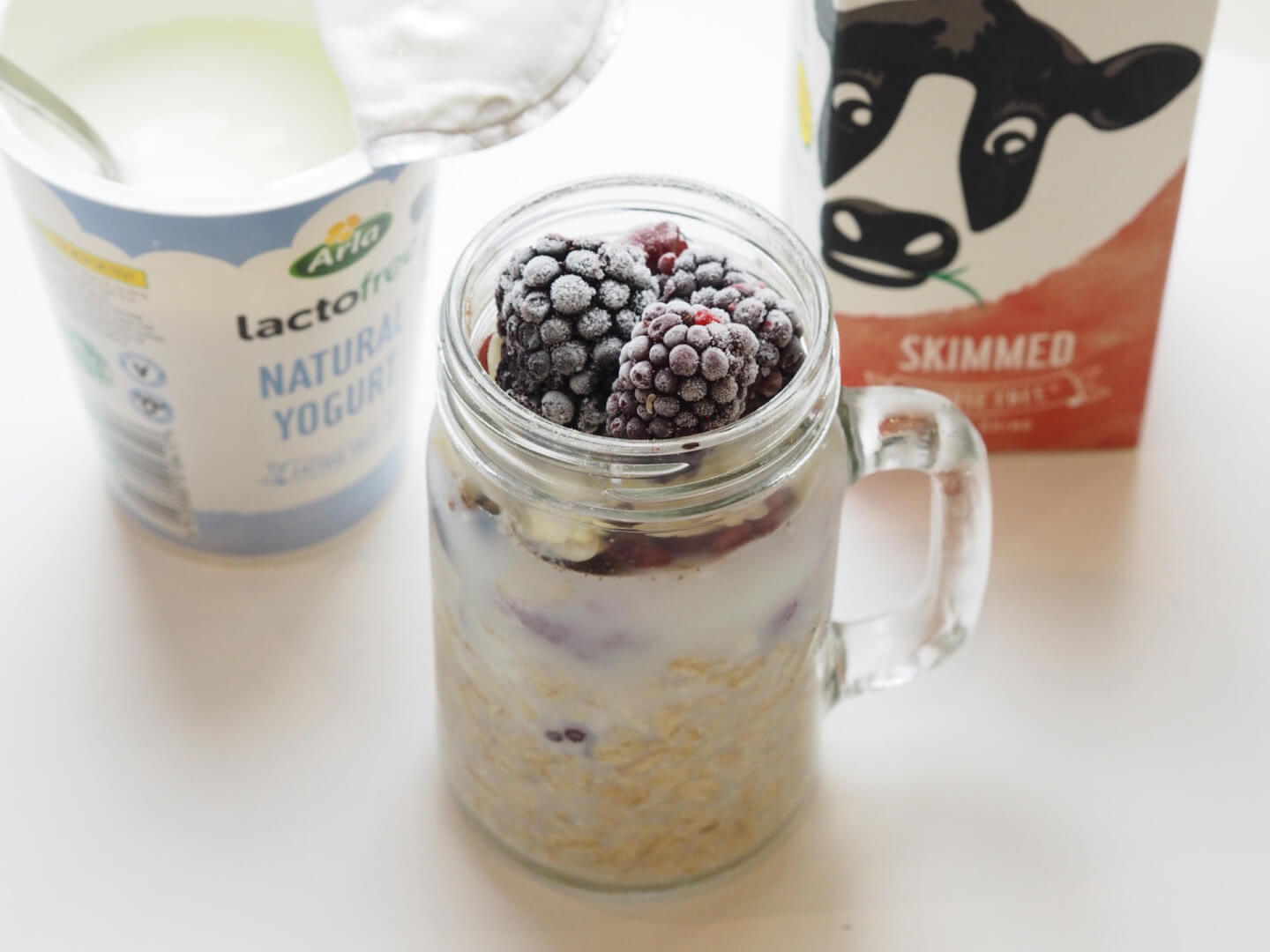 Arla Overnight Oats
