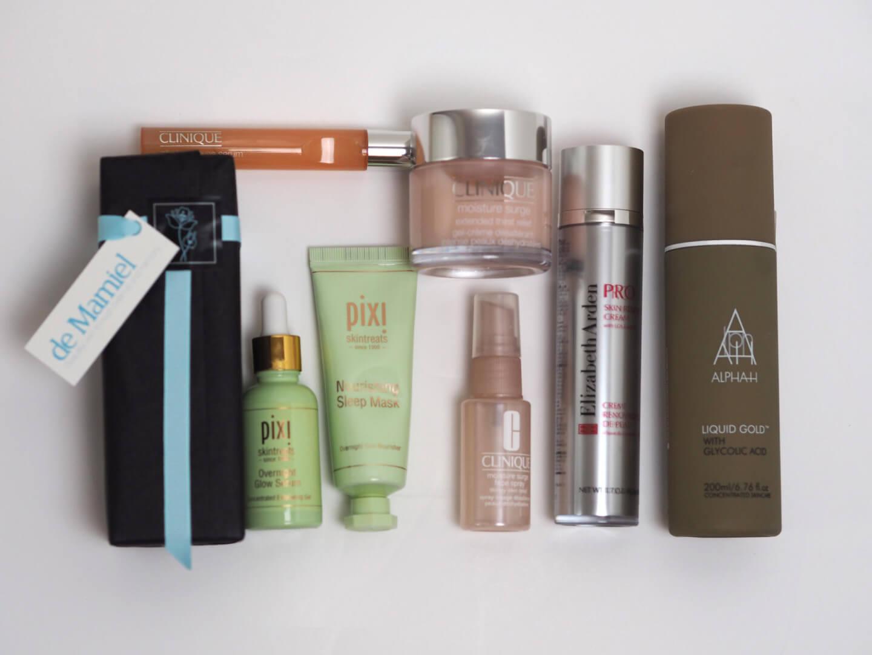 Skincare-Haul