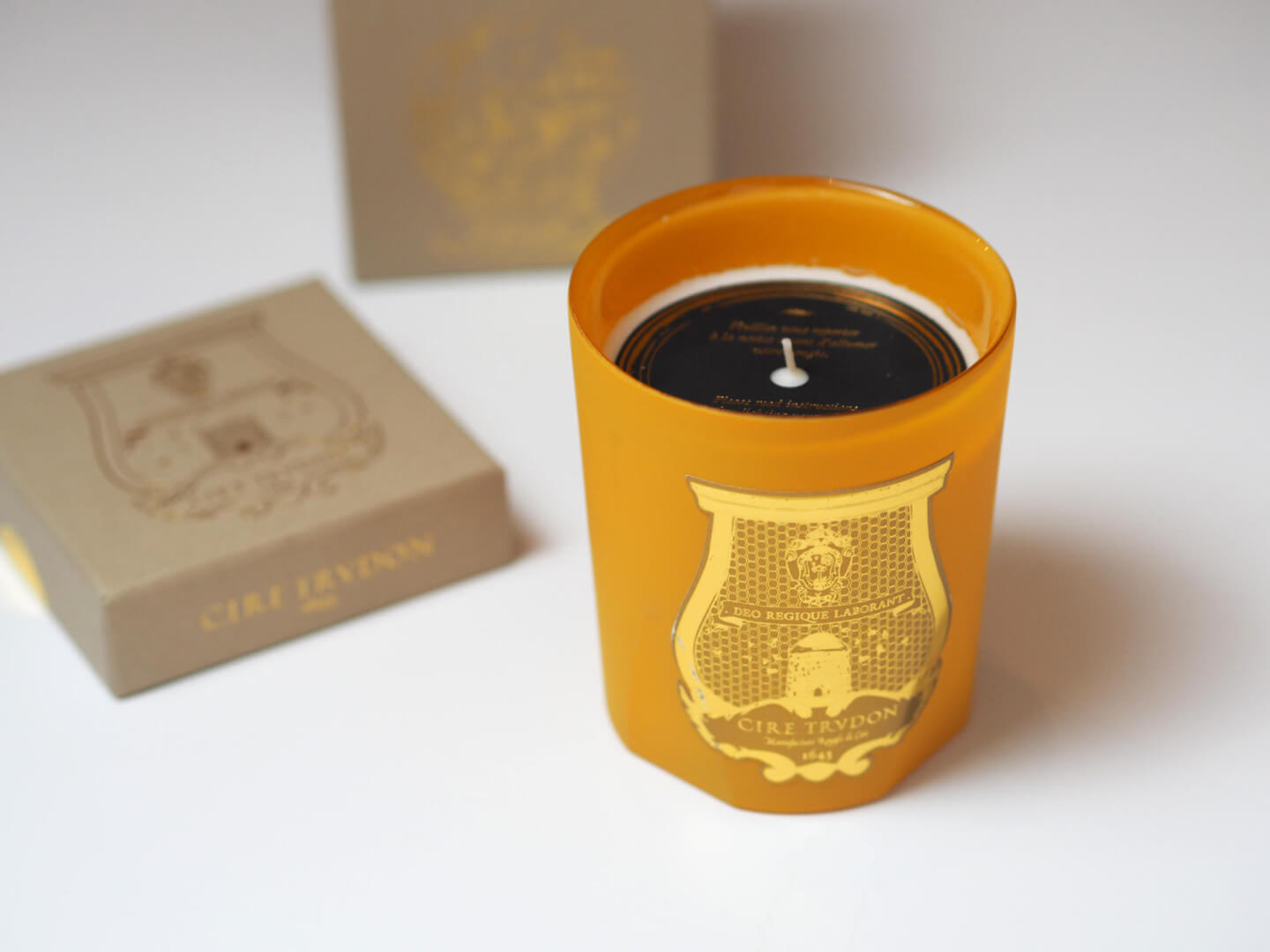 Cire Trudon Cyrnos Luxury Candle