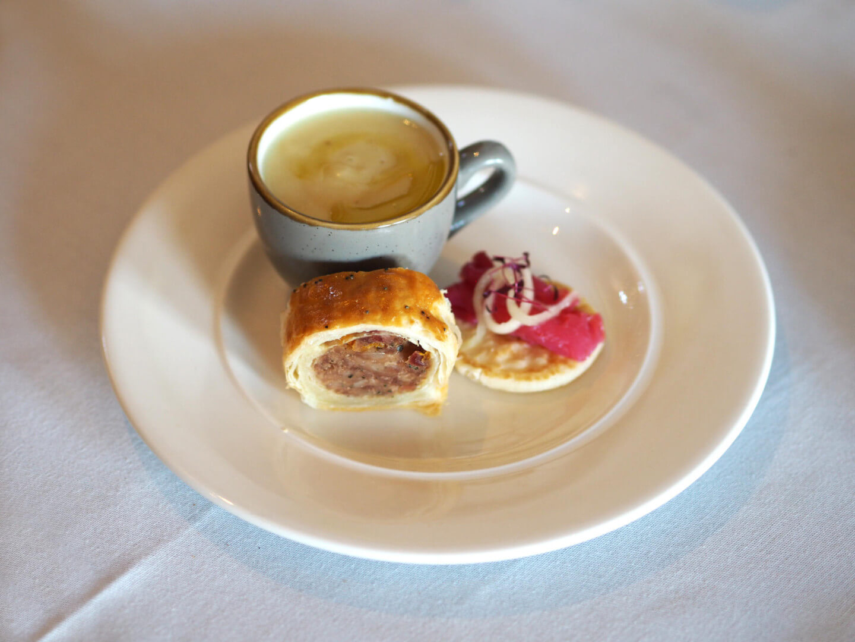 Christmas Afternoon Tea at The Principal York Hotel