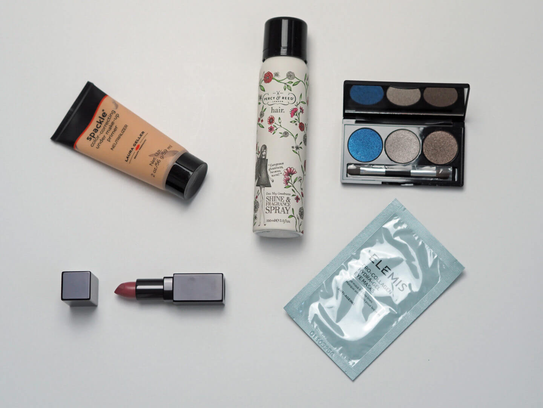 Cohorted Beauty Box April 2017