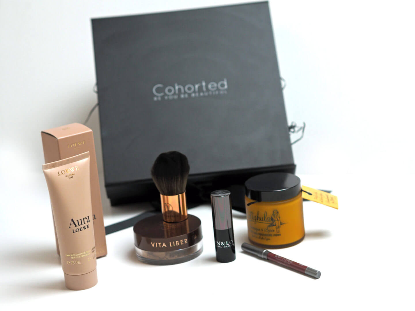 Cohorted Beauty Box May 2017