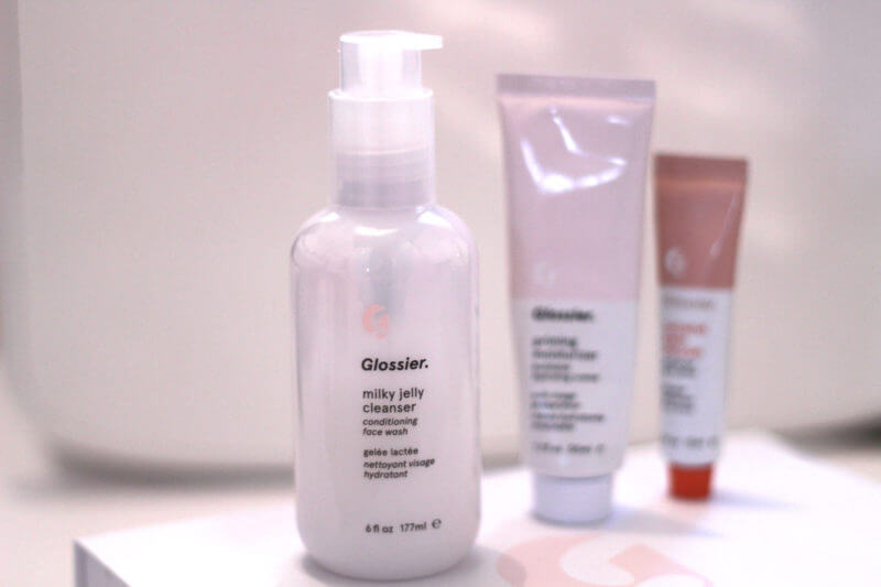 Glossier-Milky-Jelly-Cleanser - by lauren jane