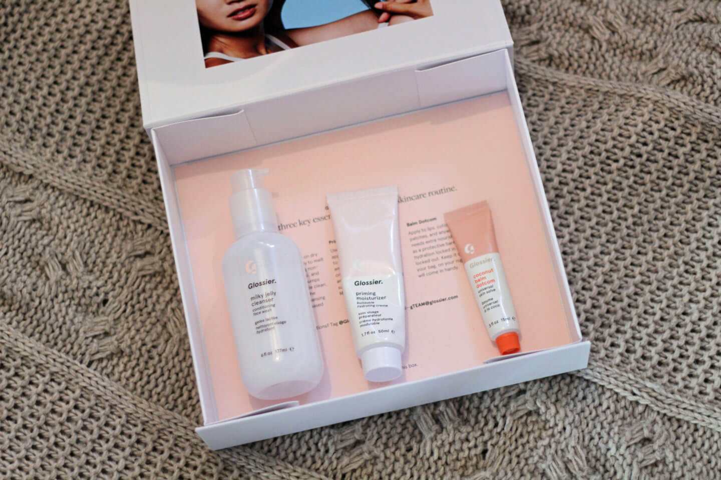 Glossier Phase 1 Set Review