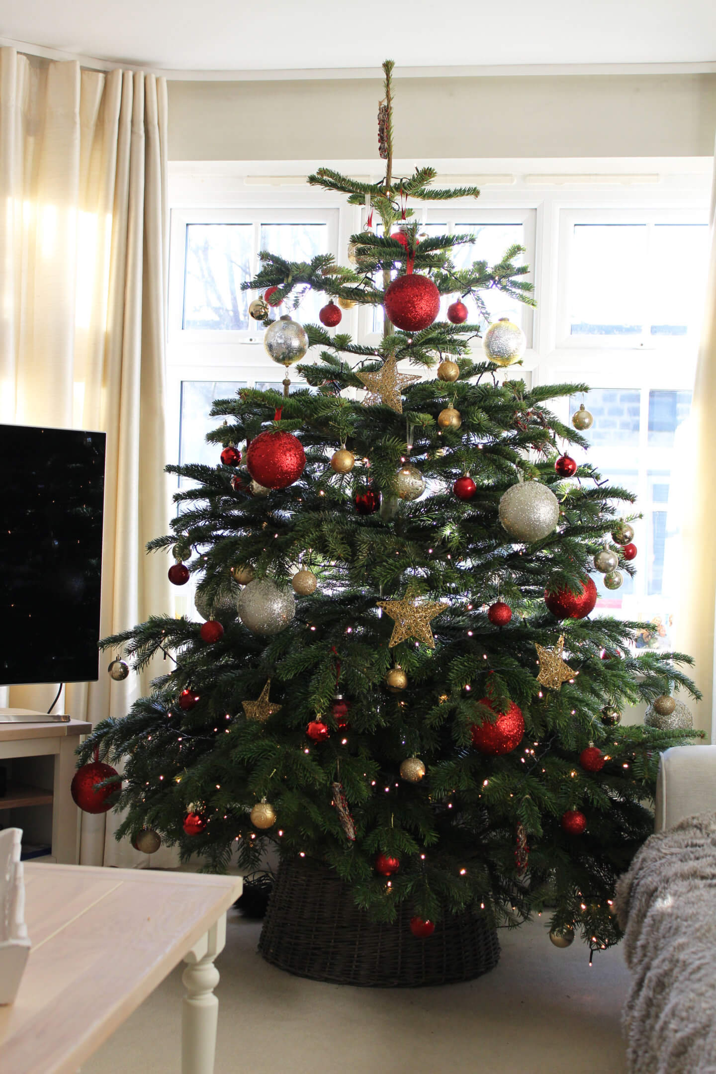 Styling My Home For Christmas Tree