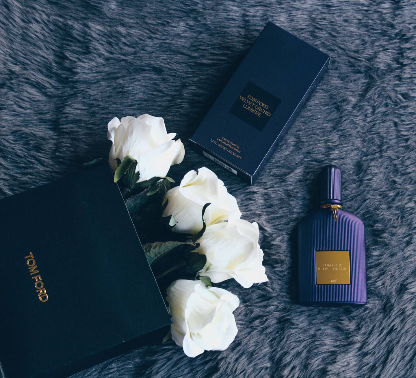 John Lewis Gift Guide including Tom Ford Velvet Orchid