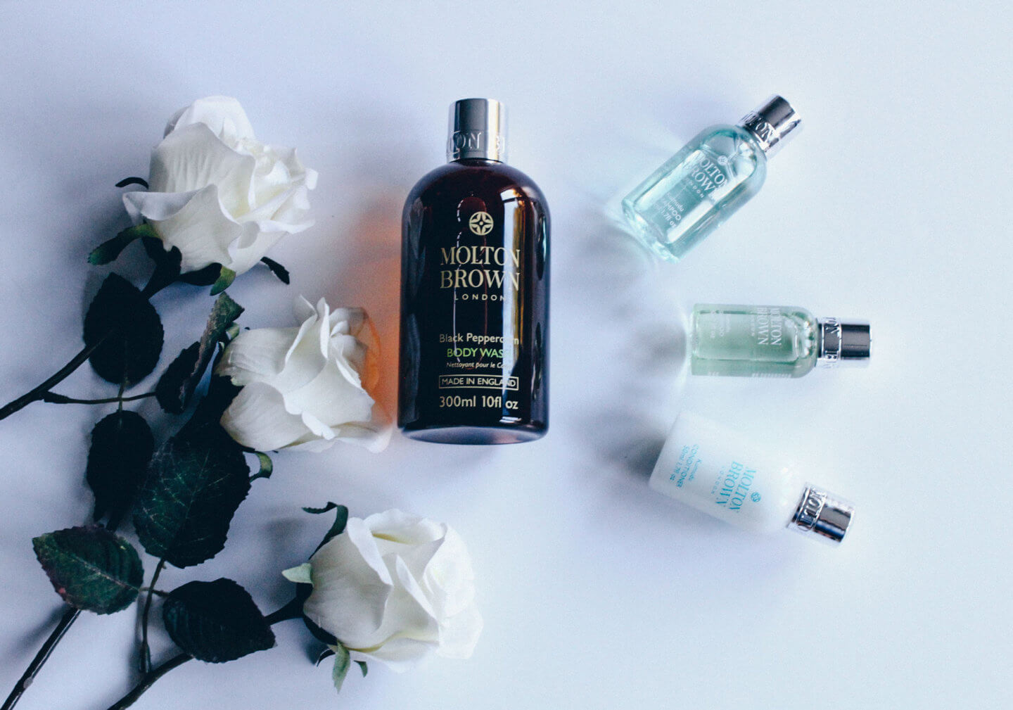 John Lewis Gift Guide including Molton Brown