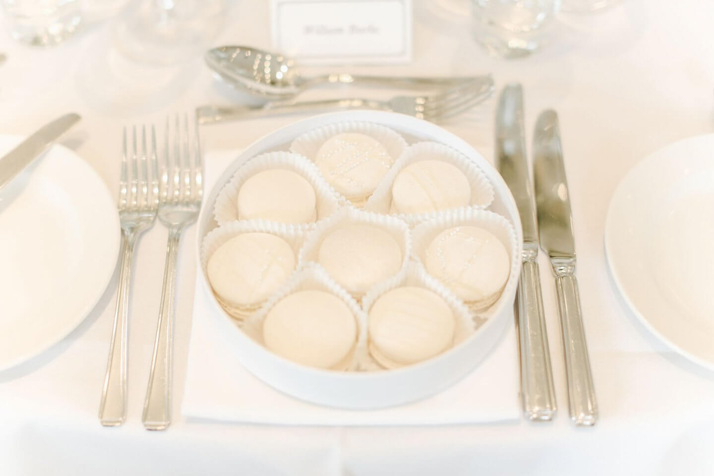 Styling our Wedding Breakfast