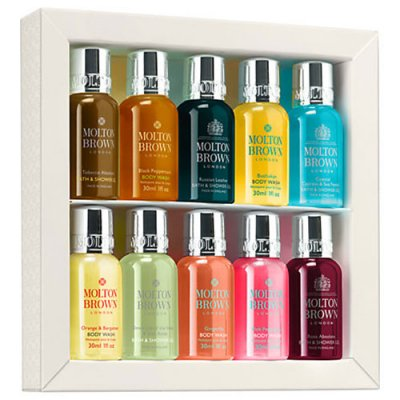 Molton Brown Divine Discoveries Bath & Shower Collection