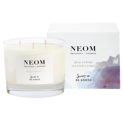 Neom Organics London Real Luxury 3 Wick Candle