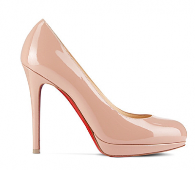 Christian Louboutin Simple Pump 85