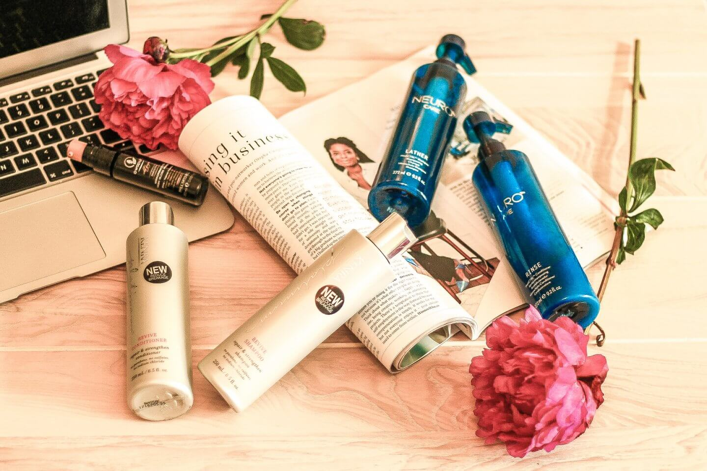 Current Luxury Hair Care Favourites