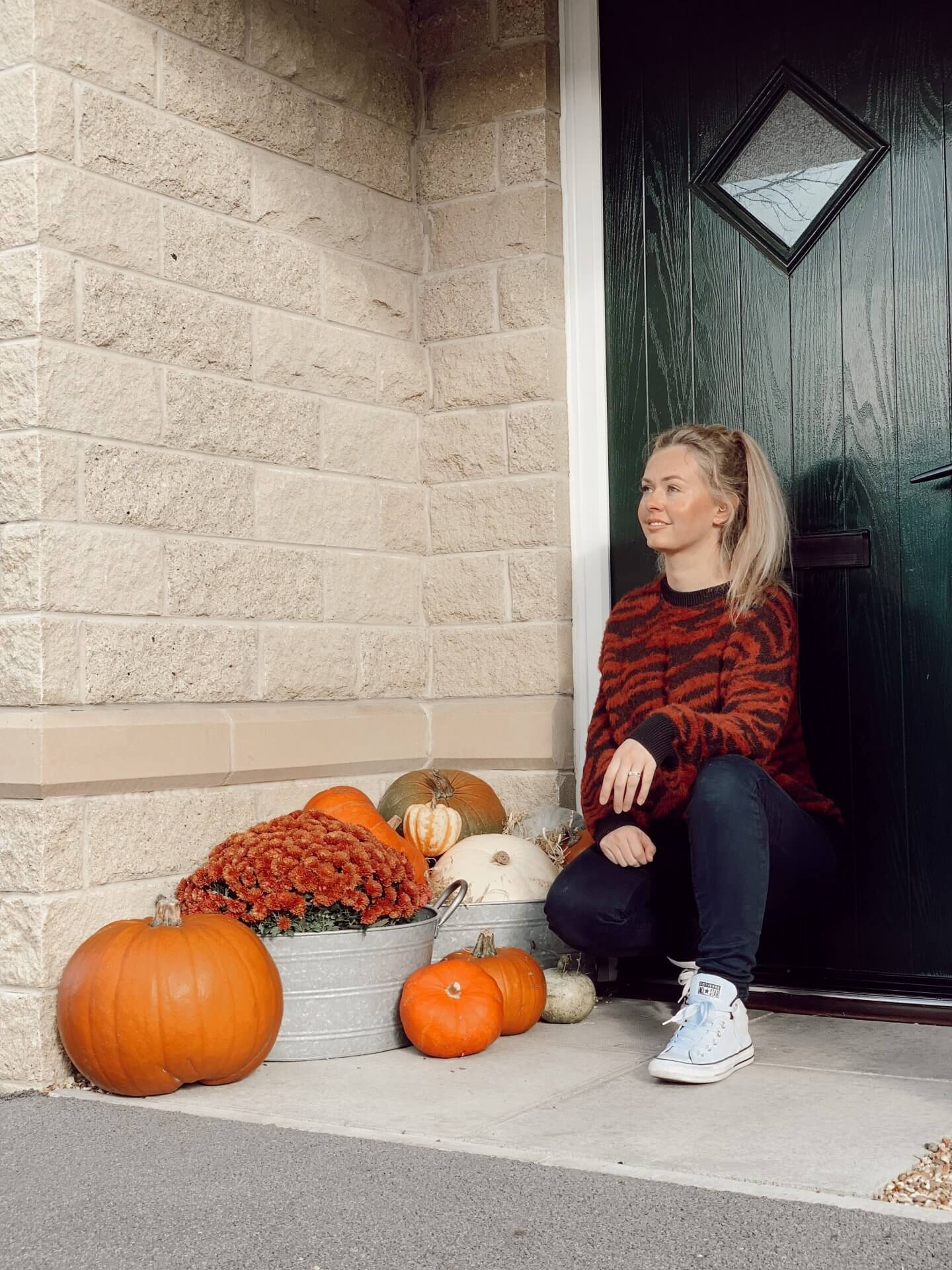 Halloween Porch Decoration UK