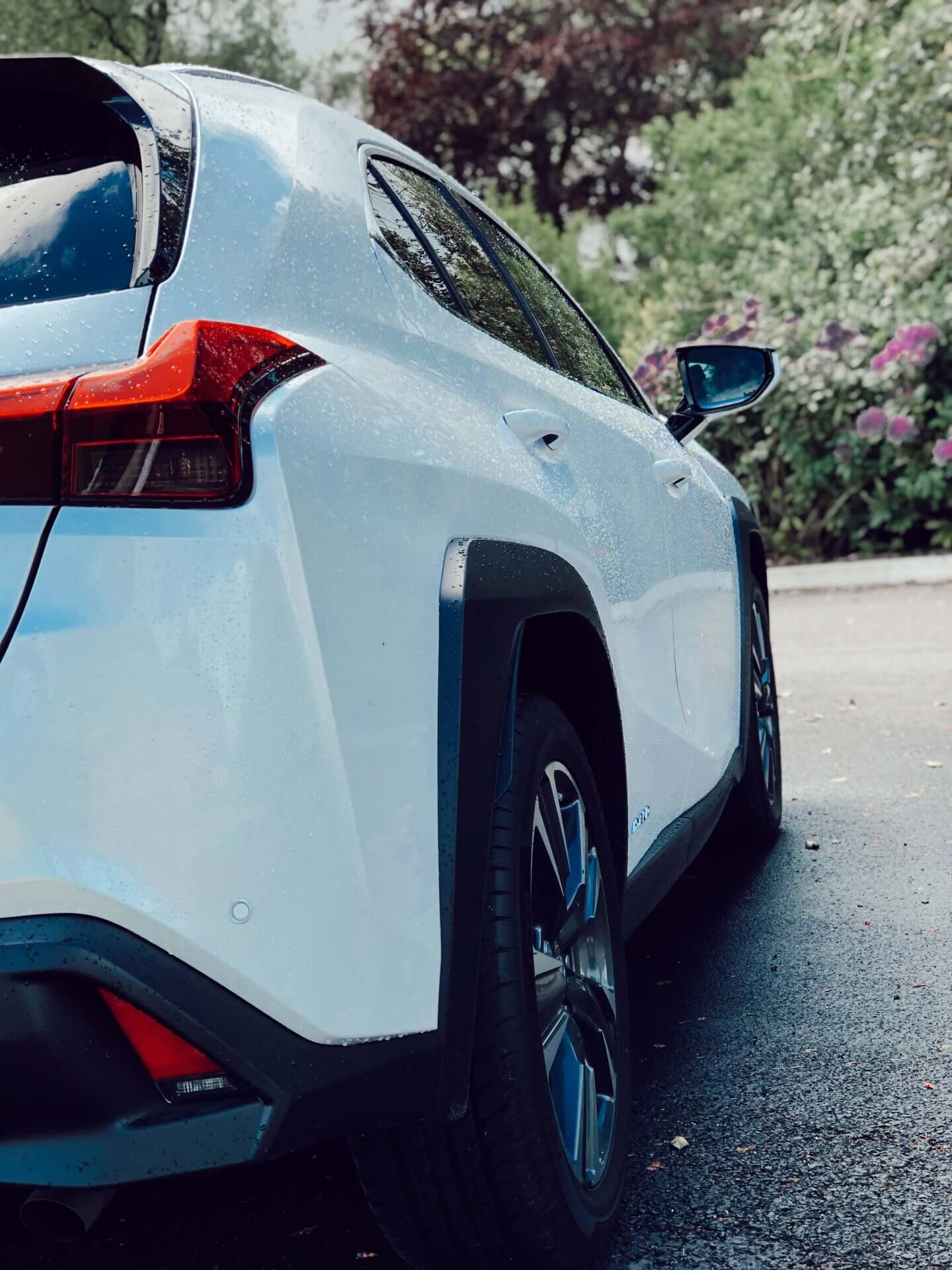 Lexus UX review